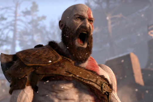 God Of War 2017 Release Date Voice Actor Profile Hints At
