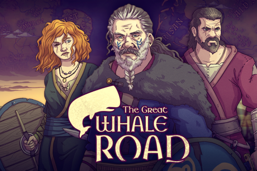 The Great Whale Road indie strategy turn-based rpg historical game