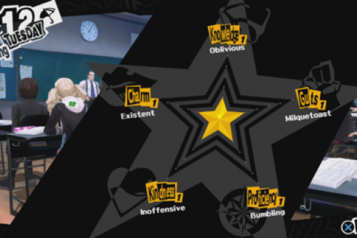 Persona 5' Social Stats Guide: Level Up Guts, Charm, Knowledge