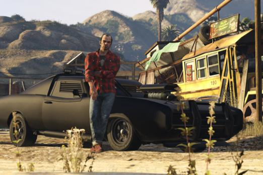 'GTA 5' Imponte Duke O'Death