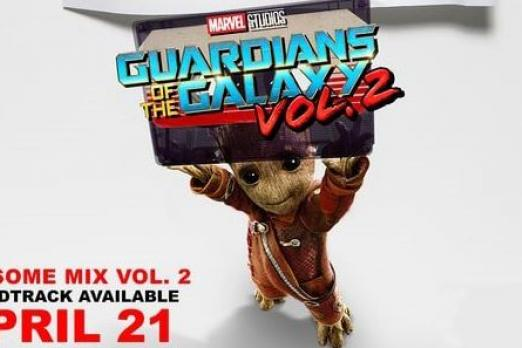 guardians of the galaxy vol 2 awesome mix sountrack