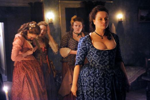 Harlots' On Hulu Review: A Heaving Costume Melodrama I Can't