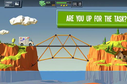 Build A Bridge' Cheats: Answers & Solutions For Every Level (iOS