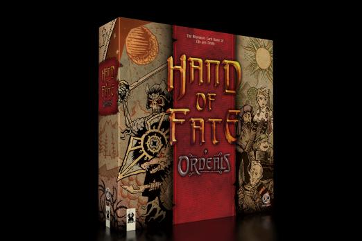 Hand of Fate Ordeals Box