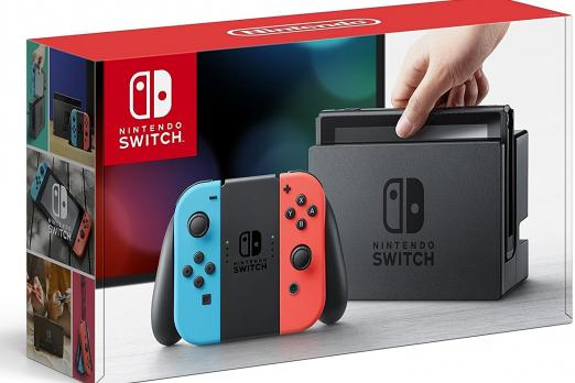 Nintendo's Switch becomes the fastest-selling system ever in the US