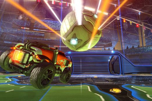Rocket League Cross-Play Leaves PS4 In The Dust | Player One