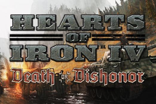 Hearts Of Iron 4 DLC Released, Death Or Dishonor Focuses On