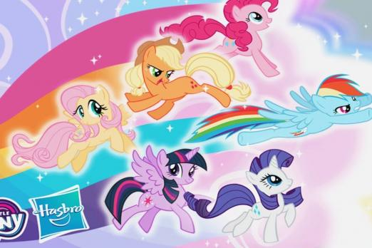My Little Pony Rainbow Runners Game Is Exactly What I Needed This Friday Player One