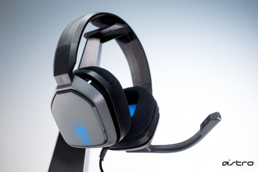 The Astro A10 Gaming Headset Brings Top-Notch Quality