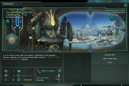 Stellaris DLC: Next Story Pack Will Introduce Fallen Machine Empires
