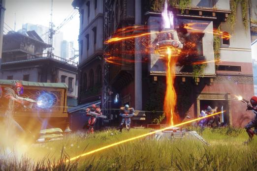 Destiny 2 - Crucible