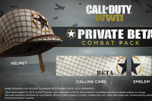 call of duty ww2 beta codes free