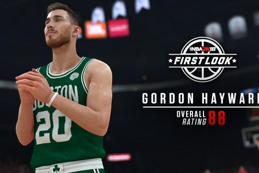 2bc98f1ea831 NBA 2K18 Players Ratings Revealed For 2 More Players