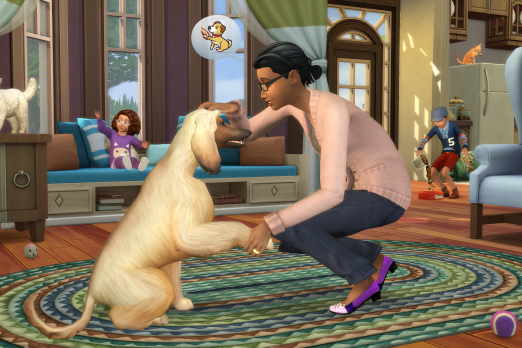 Sims  Cats And Dogs Can You Adopt Stray Animals