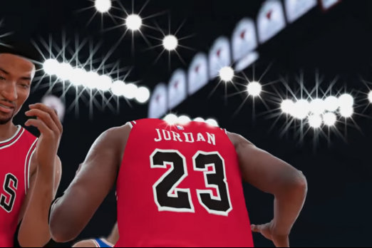 Michael Jordan is just one of dozens of amazing players on the NBA 2K18 All-Time  Team rosters. A newly released trailer shows off all the awesome legends. 5aa664b6f