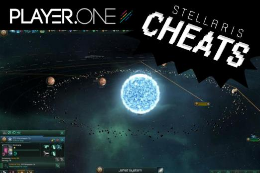 Stellaris' Cheats: Console Commands To Make You Invincible