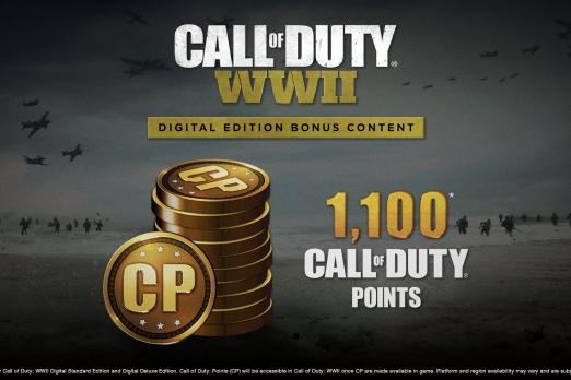 Call Of Duty WWII CoD Points