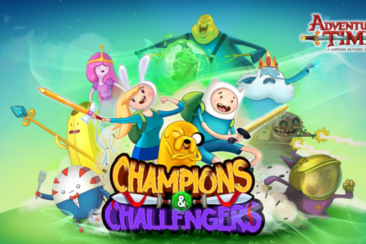 adventure, time, game, champions, and, challengers, review, rpg