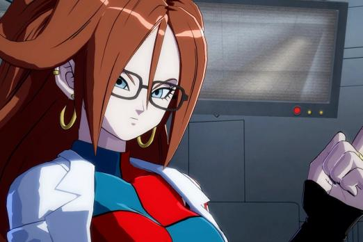 Last Dragon Ball FighterZ Character Revealed, Majin Android 21