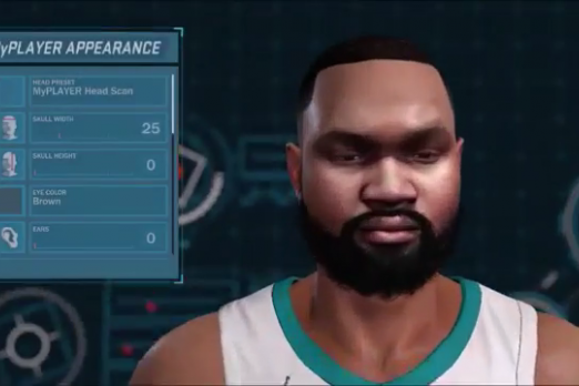 NBA 2K18 Face Scan Guide - How To Get The Best Scans For