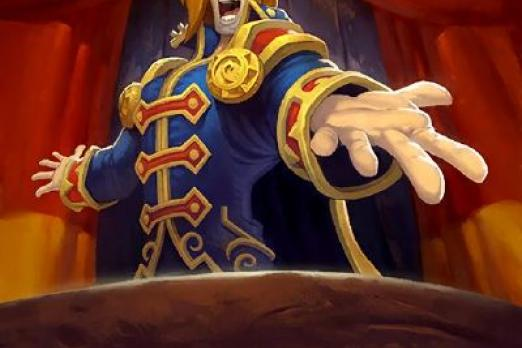 Hearthstone Barnes Is A Problem That Blizzard Won't Nerf