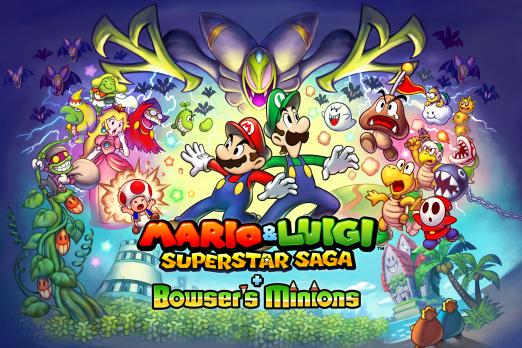 Mario Luigi Superstar Saga Is An Rpg That Hates Numbers