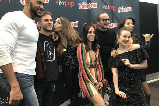 shield comic con