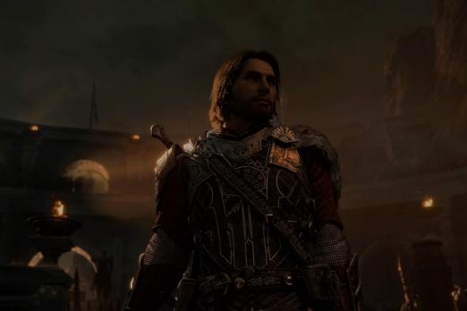 Middle-earth: Shadow of War - Talion (story)