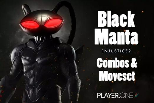 black manta injustice 2 combo guide