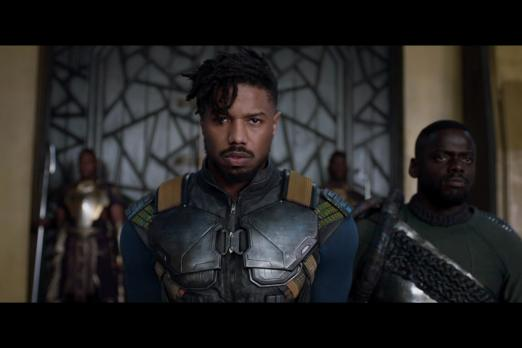 black panther movie killmonger wakanda