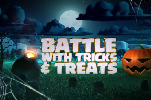 Clash Of Clans Halloween 2017 Update Revealed With New Limited ...