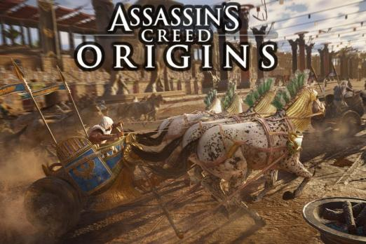 Assassin's Creed Origins Chariot Race Guide - Win Every