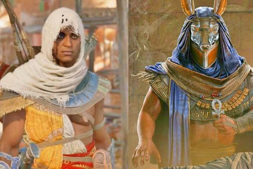 Assassinu2019s Creed Origins Outfits Walkthrough - How To Get Every Outfit | Player.One
