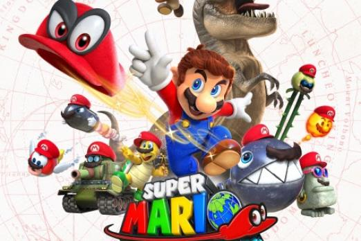 Super Mario Odyssey Dlc Possible If It S Really Cool Says