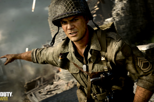 Call of Duty: WWII's New Nazi Zombies Map Revealed in Latest Trailer