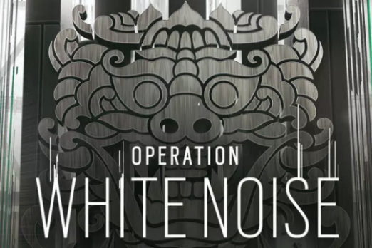 Rainbow Six Siege White Noise