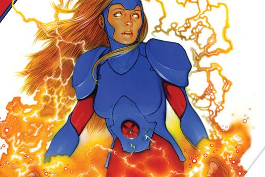 xmen red jean grey cover