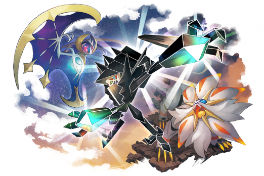 Pokémon Ultra Sun And Moon: How To Catch Every Legendary | Player One