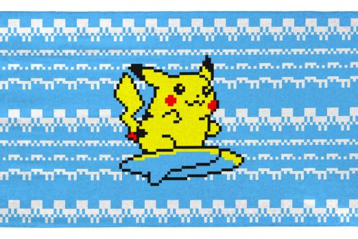 surfing pikachu pokemon yellow