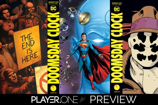 Dc Comics Doomsday Clock Watchmen Rebirth Everything You Need
