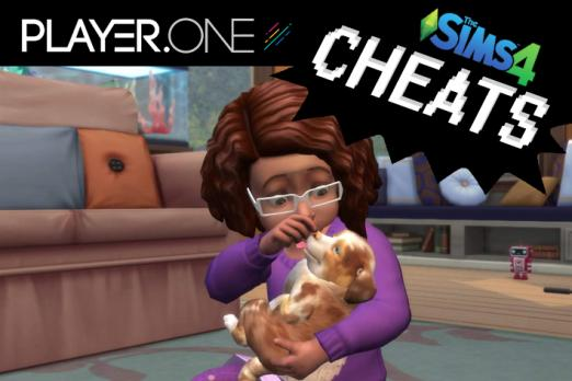 Sims4 Dogs and Cats Cheats