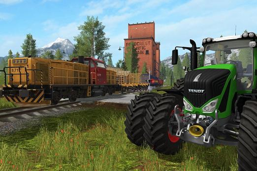 Farming Simulator Runs Well On Switch, But We Miss Mods