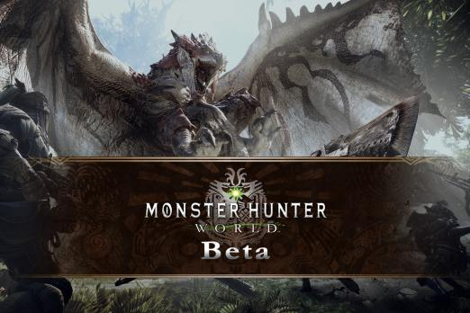New Monster Hunter World Beta Paid Cosmetic Details Out Now