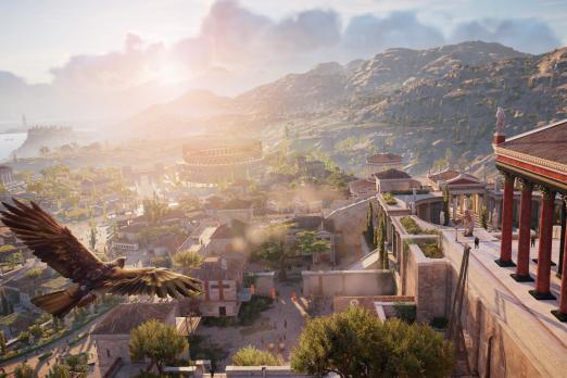 Ubisoft delays three projects following Assassin's Creed Origins success