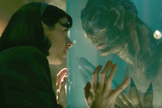 Sandy Kenyon: 'The Shape of Water' is one of the year's best