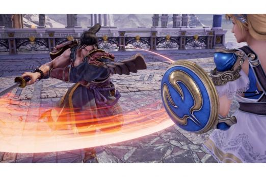 SoulCalibur VI New Features Explained, Character Creation Teased