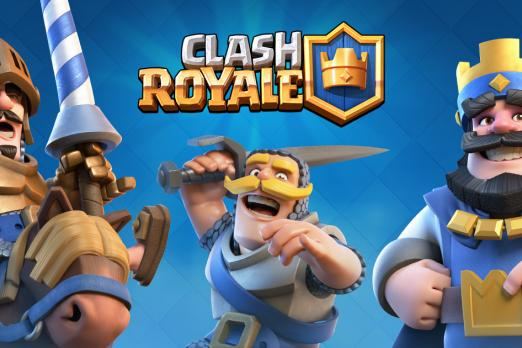 clash, royale, decks, triple, elixir, challenge, best, decks, cards, win, strategy, ios, android