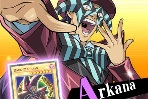 Yu-Gi-Oh! Duel Links: How To Unlock Arkana | Player One