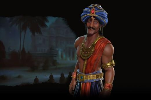 civilization-6-india-chandragupta