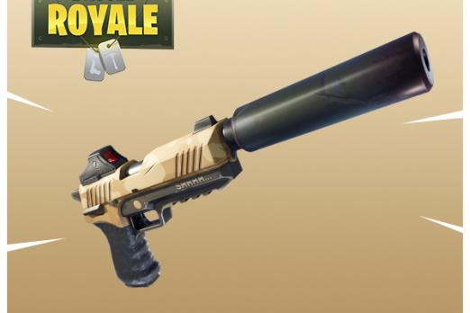 Fortnite Battle Royale reveals limited-time 'Sneaky Silencer' mode with new weapon